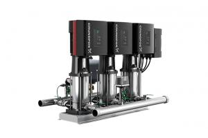 Компания «Водамир» осуществила поставку насосного оборудования Grundfos