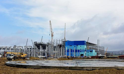 Поставка насосного оборудования Грундфос строительства Симферопольской ПГУ ТЭС
