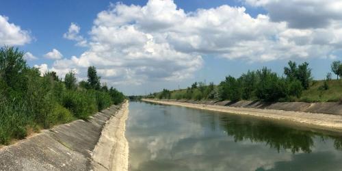 Крымское управление водного хозяйства и мелиорации