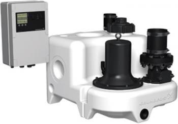 Канализационная насосная установка Grundfos M.22.3.4 3x400V 10m