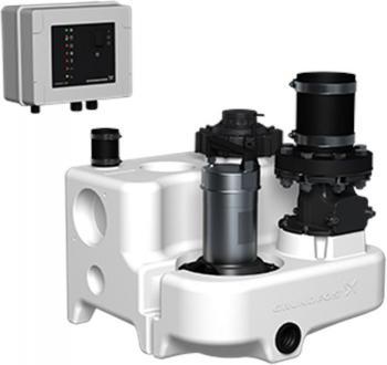 Канализационная насосная установка Grundfos MSS.11.3.2 3x400V 10m