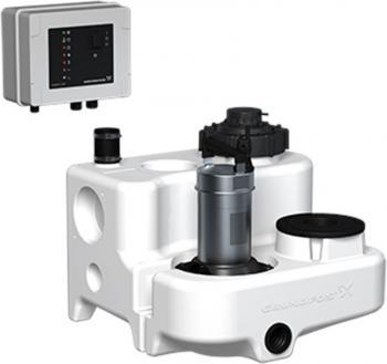 Канализационная насосная установка Grundfos MSS.11.1.2 1x230V 10m w/o NRV